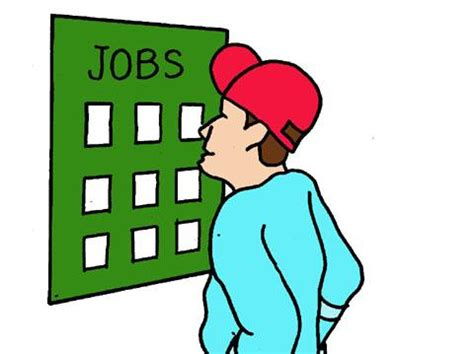 Business plan for finding a job